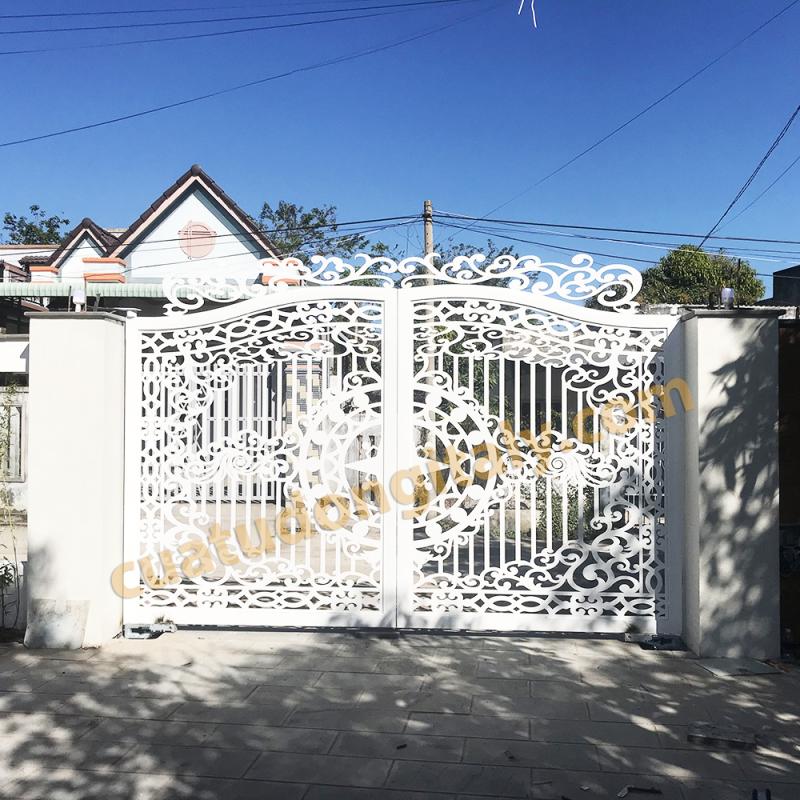 Mô tơ cổng được sử dụng phổ biến