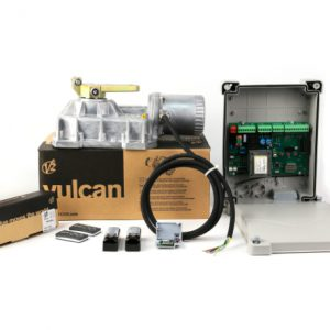 Motor âm sàn Vulcan hoạt động theo nguyên lý tự động